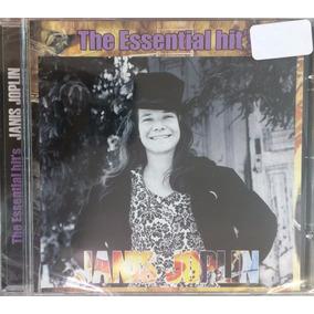 Cd Janis Joplin - The Essential Hits (original E Lacrado)