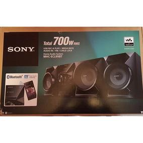 Minicomponente Con Bluetooth Sony Mhc-ecl99bt Envio Gratis