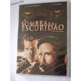 A Sombra E A Escuridão Dvd Original Novo Lacrado - Aventura