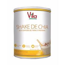 Shake De Chia Sabor Banana 300g - Grupo Vila Ervas