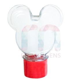10 Tubetes Mickey E Minnie Para Lembrancinhas Tubete