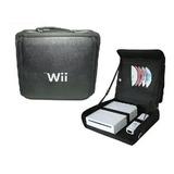 Bolso Maleta Maletin Para Consola Wii Nintendo