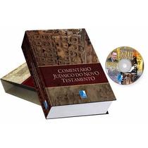 Comentário Judaico Do Novo Testamento David H. Stern + Cd