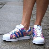 Zapatillas Adidas Superstar Multicolored, Solo Aca!