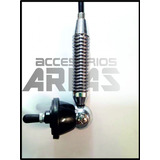 Antena Latigo Camiones Cuatriciclos 4x4 2,10mts Largo