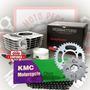 Kit Motor P/ Titan150-fan150 Cilindro 190cc + Relação Reduz