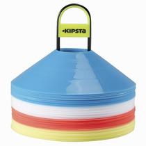 Conjunto De 40 Discos De Plásticos Kipsta