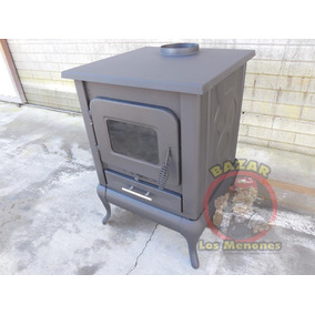 Calentador De Leña / Calentón De Leña Menonita