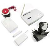 Sistema De Alarme De Segurança Wireless Sem Fio Gsm Cp94