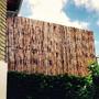 Cañas Quemadas Tacuara 2 Mts 3-5cm Decoracion Fact A /b