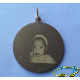 Foto Medalla Plata 925 Personalizada Fabricantes Garantía!