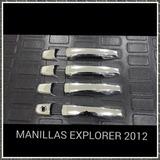 Cobertores Cromados De Manillas Explorer 2012 Al 2014