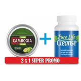 Pure Life Cleanse + Garcinia Cambogia Pure Ultra 2x1