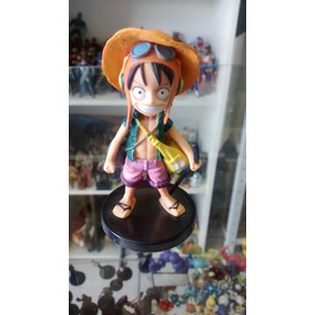 Miniatura Do Luffy - Brinquedos e Hobbies no Mercado Livre Brasil 24e9dbf7c07