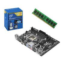 Combo Actualizacion Pc Intel I5 | Asrock | 8gb Diseño-gamer