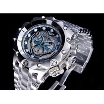 Relógio Invicta Venom Hybrid 16803 Gigante Prata Promo92