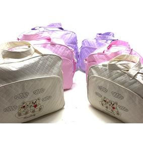 Kit 20 Bolsas E 20 Frasqueiras Maternidade 3132 W Diversos