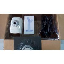 Camera Ip Mini Square 4mm Tecvoz
