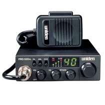 Uniden Radio Cb Pro520xl Movil - 40 Canales - 4 Watts