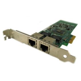 Placa De Rede Dell Dual Port Pci-e X4 X8 X16 Pro1000 0g174p