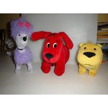 Super Lote De Clifford El Gran Perro Rojo Y Sus Amigos