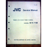 Jvc Ky-19 Manual De Servicio Y Manual De Usuario