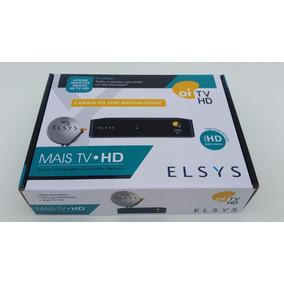 Receptor Oi Tv Livre (pac Com 05 Pçs) Elsys