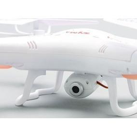 Drone Quadcopter Completo Syma X5c-1 Câmera Pronta Entrega