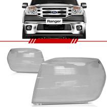 Lente Farol Ford Ranger 2010 2011 2012