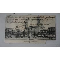 Tarjetas Postales Uruguay 1900 Con Solo Valor Histórico