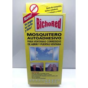 Mosquitero Autoadhesivo P/ventanas Mult. Medidas V Urquiza