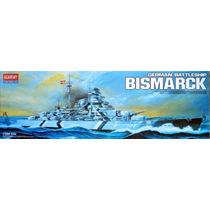 Academy 14109 Battleship Bismarck Escala 1/350