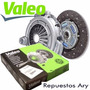 Kit Embrague Vw Gol 98/11 1.6 Mi Original Valeo