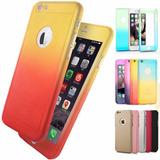 Funda 360 Case Iphone 6/6s/7/7s/plus + Mica Cristal Templado