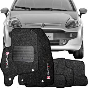 Tapete Carpete Confort Bordado Fiat Punto 2016 /...