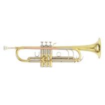 Trompeta Tonalidad Bb Con Estuche Roy Benson Tr-402