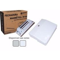 Fechadura Magnética Ipec Pv-m150 P/portas De Vidro Pivotant