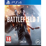 Battlefield 1 Ps4 Dig 1° Entrega Inmediata