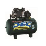 Compressor De Ar 5,2/100 120lib Motor 1hp Mono Peg Industria