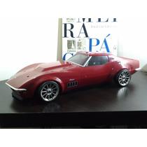 Bolha Escala 1/10 Vaterra Corvette Stingray 1969 Original