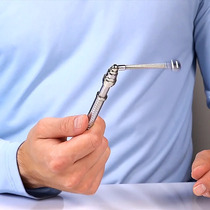 Think Ink Pen, Nueva Pluma Magnetica Antiestres. Fidget