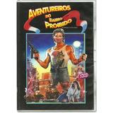 Dvd Aventureiros Do Bairro Proibido Ed. Fox Duplo Original