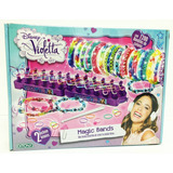 Magic Bands De Violetta Original De Ditoys.increíble Oferta
