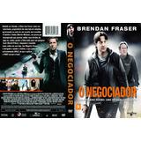 Dvd O Negociador - Lacrado