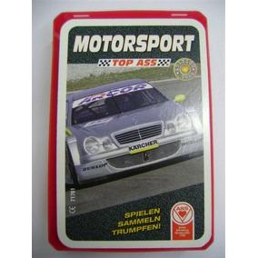 Rb2704 - Super Trunfo Carros Motor Sport Ace Importado