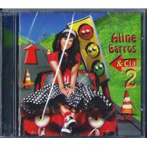 Cd Aline Barros E Cia 2 - Infantil (mk_music)