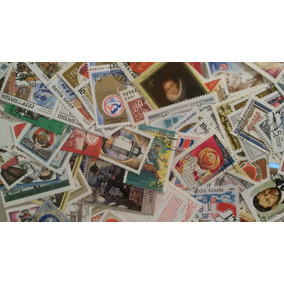 100 Selos Da Urss (rússia) E Atuais Repúblicas - Usados