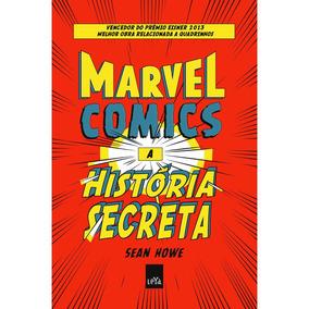 Marvel Comics A História Secreta