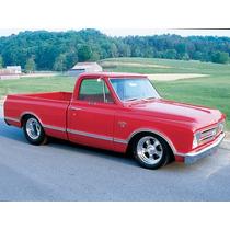 Hules Kit Completo Chevrolet Pick Up 1967 Al 1972 Originales