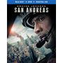Blu-ray San Andreas / Terremoto (2015) Blu-ray + Dvd